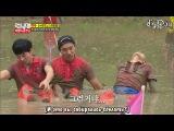 Running Man / Бегущий человек (Ep.163.1 - 15.09.2013) - Daesung, Seungri and G-Dragon (BIG BANG)