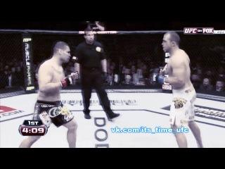 Junior dos Santos самый лучший ударник чемпион UFC