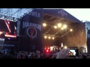 Maxidrom 2013. 30 seconds to Mars. Up in the air.