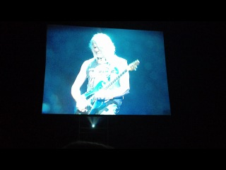 Deep purple 28.10.12 (Стив Морс)