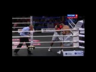 Рой Джонс - Зинеддин Бенмаклоуф / Roy Jones Jr. vs. Zine Eddine Benmakhlouf