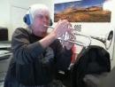 Lynn Nicholson Scream Trumpet Happy Birthday