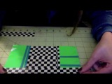 How To Make A Duct Tape Tri-Fold Wallet