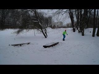 Сноупарк в Коньково!!!