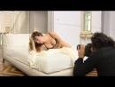 Съёмки рекламного ролика Intimissimi