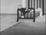Моряк Попай - Popeye the Sailor - 72 - Wotta Nitemare
