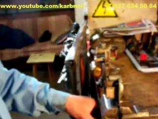 Ремонт приемного топливного патрубка карбюратора. Наиль Порошин. ГРУППА: http://vk.com/nail_poroshin
