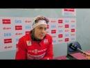 Synnøve Solemdal- a Happy Winner in Hochfilzen