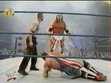 WWF SmackDown! 25.10.2001 - Мировой Рестлинг на канале СТС / Всеволод Кузнецов и Александр Новиков