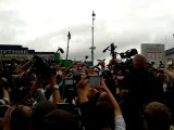 Навальный на Ярославском вокзале. 20 июля 2013