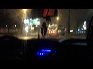 Кататься в снег по ночному городу АХУЕННО!!!_3