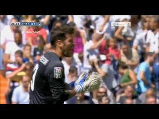 Обзор 3 тура чемпионата Испании по футболу (от JusticeTV Егор Лешуков)