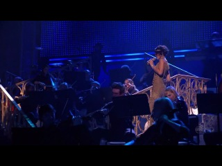 Rihanna Ne-Yo - Umbrellа/ Hate that I love you (live on American Music Awards 2007)