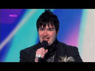 The X Factor USA: Сезон 2 Эпизод 2