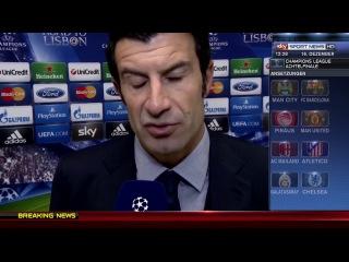 UEFA Champions League Auslosung 1 8 Finale 16 12 2013 Sky Sport News HD
