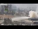 Русский танк Т-72 в Сирии. 2 прямых попадания из РПГ... НЕ ПРОБИТ