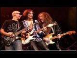 (G3) Joe Satriani,Steve Vai,Yngwie Malmsteen - Little Wing (Live in Denver 2003)