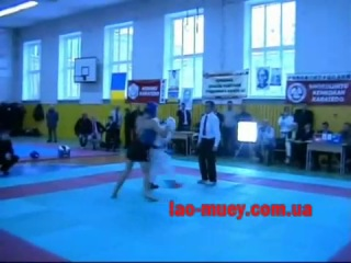 Бои тайский бокс муай тай vs карате жесткий нокаут хайкиком