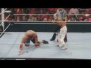 Rey Mysterio (c) vs. John Cena, WWE title match - RAW, 25.07.2011