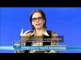 Unul dintre cei mai mari chitaristi ai lumii, Steve Vai, este invitatul lui Andi Moisescu: ApropoTv