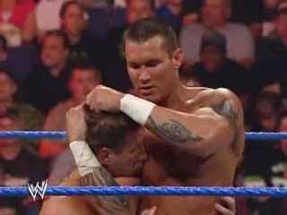 [#My1] WWE Judgment Day 2007 - Shawn Michaels vs. Randy Orton