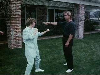 Бой до победы (1987 )  Ричард Нортон и Синтия Ротрок