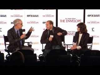 """Р2 The Invisible Woman:The Envelope Screening Series  Actor and director Ralph Fiennes and actress Felicity Jones discuss the film """"The Invisible Woman"""""""