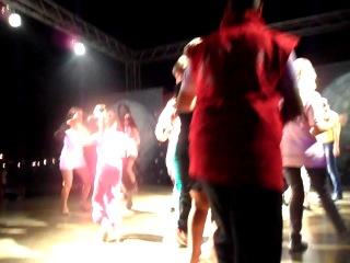 Танец моего сына в Стелле Резорт Бич Египет 11-18.11.12