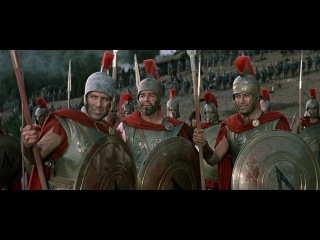 Х/ф «300 спартанцев» (1962 г.) – 2 серия