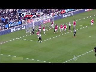 Ньюкасл - Арсенал 0-1 ✔