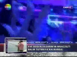 Mustafa Sandal Türkmenistan'da! (SHOW KULÜP)