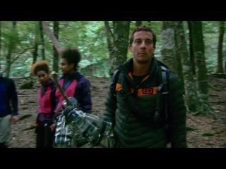 Беар Гриллс: Выбраться Живым HD 720p / Get Out Alive with Bear Grylls (1x01)