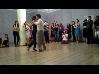 Rodrigo & Celeste in Tango sin reglas