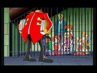 Sonic X 2 сезон 18 серия (SD)