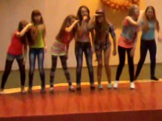 танец разбойниц из мьюзикла
