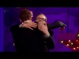 Tom Hiddleston dancing on Chatty Man |HD|