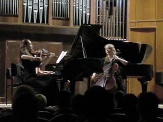 Р.Шуман, Трио №1, op.63, I часть - R.Schumann, Trio 1, op.63, I p.