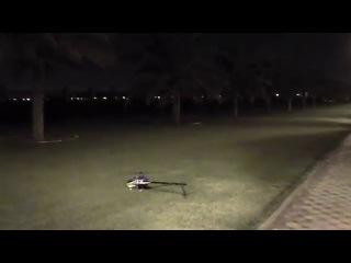 Сумасшедший радиоуправляемый вертолет