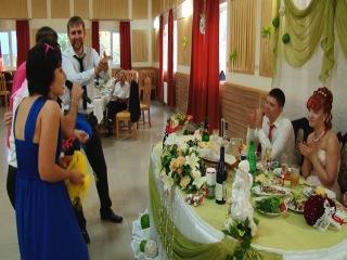 Alex Gerra - Веселая свадьба Дениса и Раисы =)