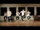 Moves Like Jagger - Maroon 5 - Choreography by- Miha Matevzic