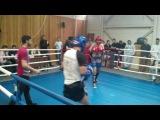 Открытый ринг 27.10.13 Чеботарь Димитрий-Скрябин Эдуард 3 раунд