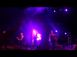 Poets of The Fall – Running out of time (3.11.2013 Rostov-on-Don)