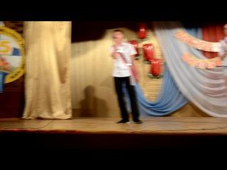 Julie Wanna и Колян Цыганков - Выпускной 2012 9А класс