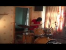 Фрагмент - Linkin Park - Faint ( Live Drum Cover ) Konstantin Dmitriev