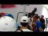 Лаборатория биатлона Мегафон, взгляд изнутри. ВК