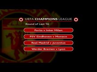 Манчестер Юнайтед Обзор Сезона 2004-2005