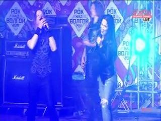 Валерий Кипелов и Tarja Turunen (ex Nightwish)-Я здесь