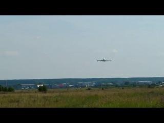Пролёт на предельно малой высоте  ТУ-154 и  ИЛ-86