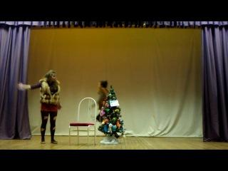 Новогодняя сказка в Детском доме №28. 29.12.2013