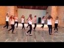 Лесная поляна, 3 смена 2013 года, 1 отряд Смурфы, танец, посвящённый Майклу Джексону
